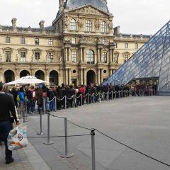 Art Shopping al Carrousel du Louvre di Parigi – Selezioni in corso