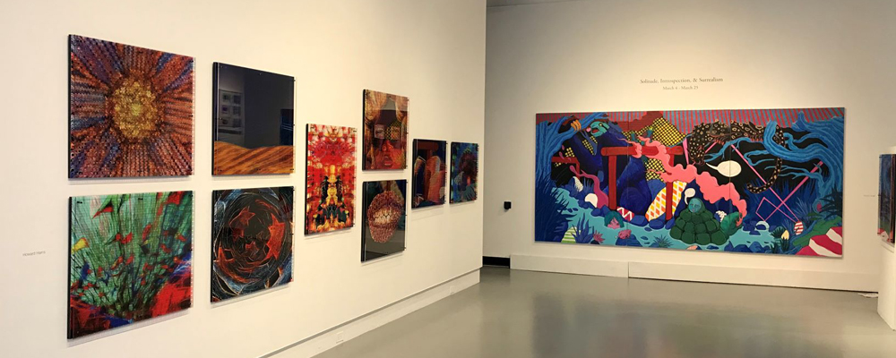 PitturiAmo alla Agora Gallery - White Space Chelsea di New York