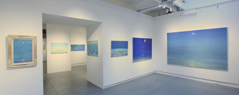 Una mostra alla Agora Gallery - White Space Chelsea di Manhattan, New York
