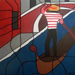 L'astrattismo inverso del Maestro Fulvio Bresciani