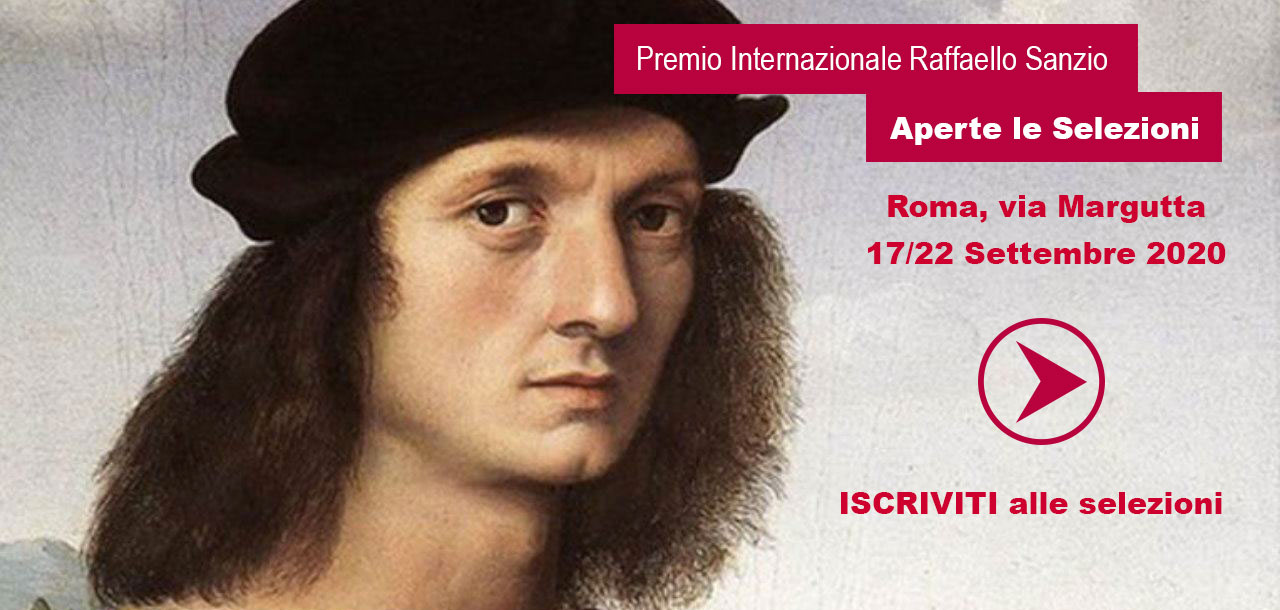 Premio Raffaello sanzio - Roma 17/22 Settembre