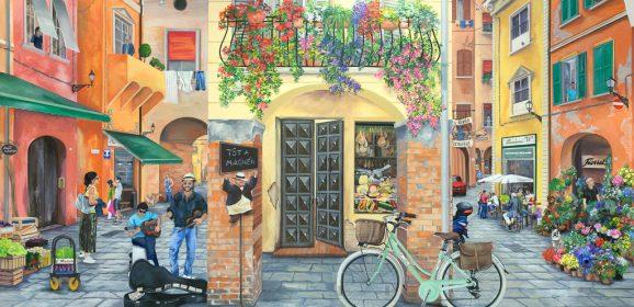 Patrizia Manzini – Il sito della pittrice è online