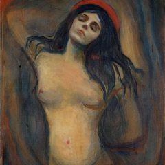 La Madonna di Edvard Munch