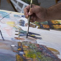 In giro per l'Italia tra Monet e Chagall
