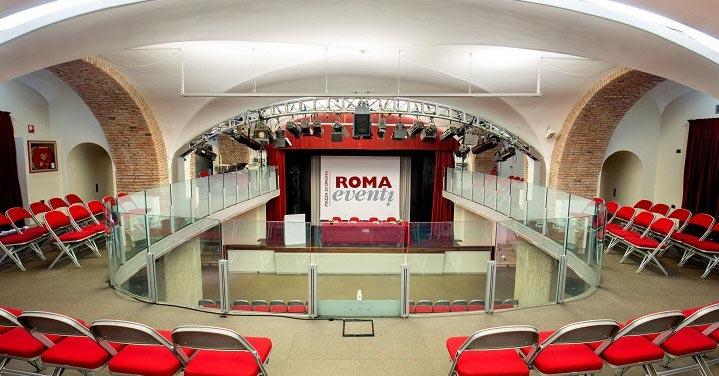 """Sala Congressi """"Fellini"""" Roma - Eventi"""