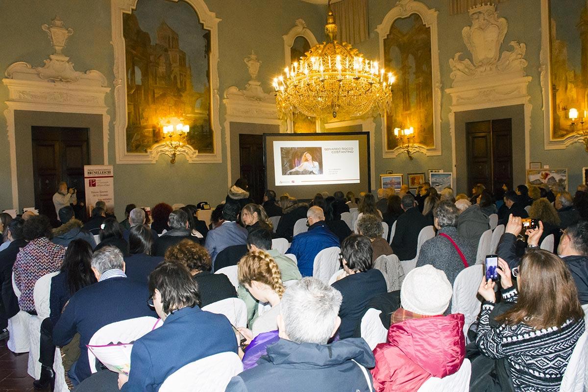 Primo Premio PitturiAmo tenutosi a Firenze