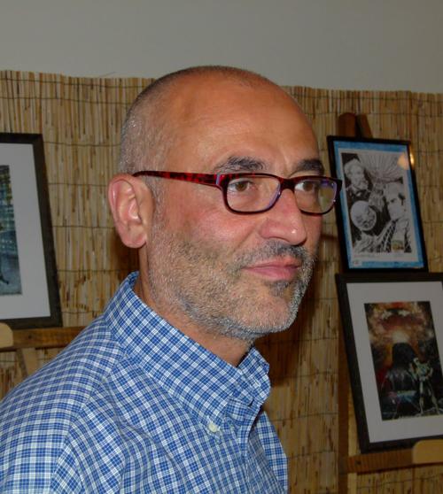 Gli artisti si raccontano - L'intervista a Gino Vercelli