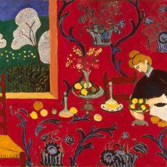 La stanza rossa di Henri Matisse