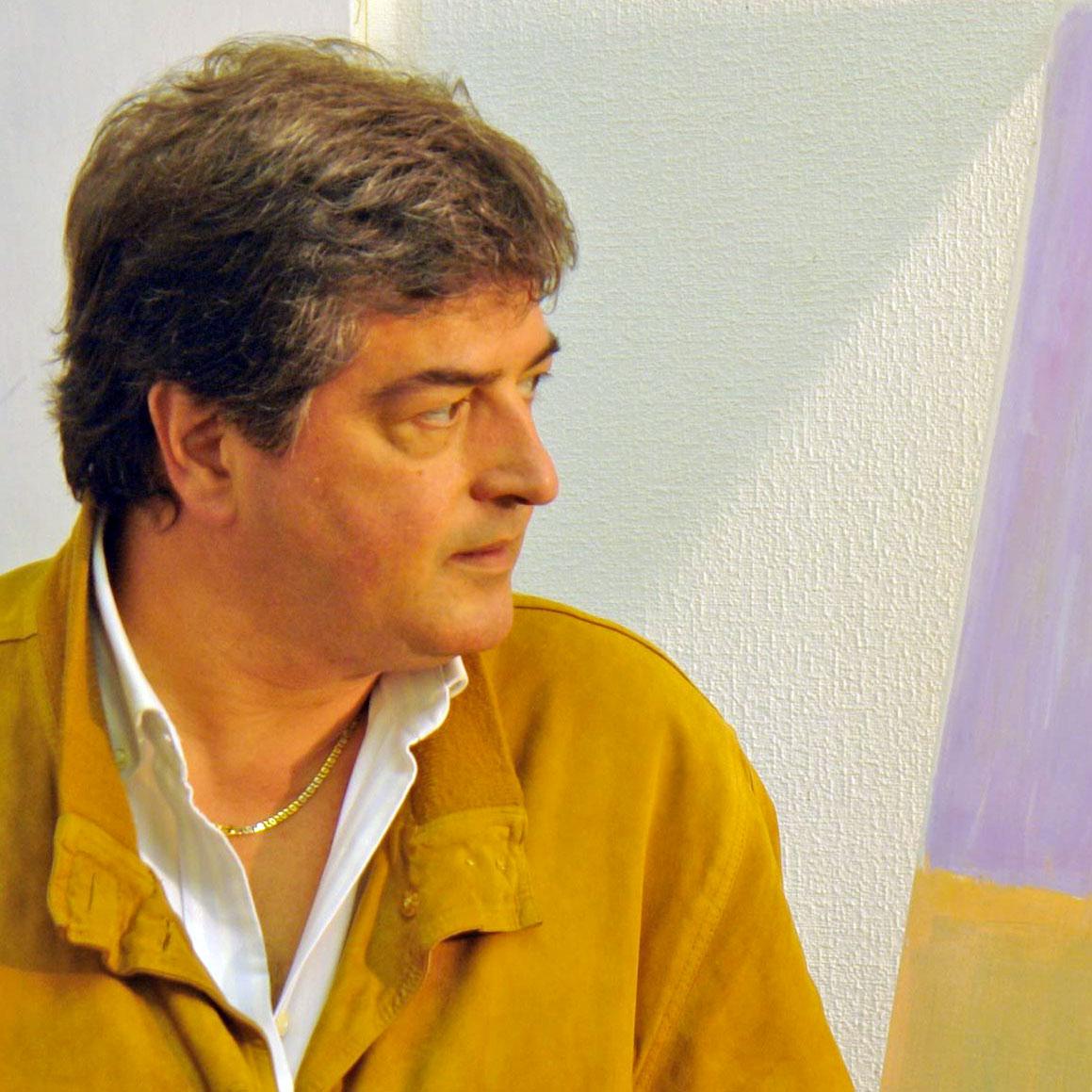 Mario Salvo, critico e maestro internazionale di spatola stratigrafica
