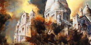 Il sito personale del pittore Massimo Riccò
