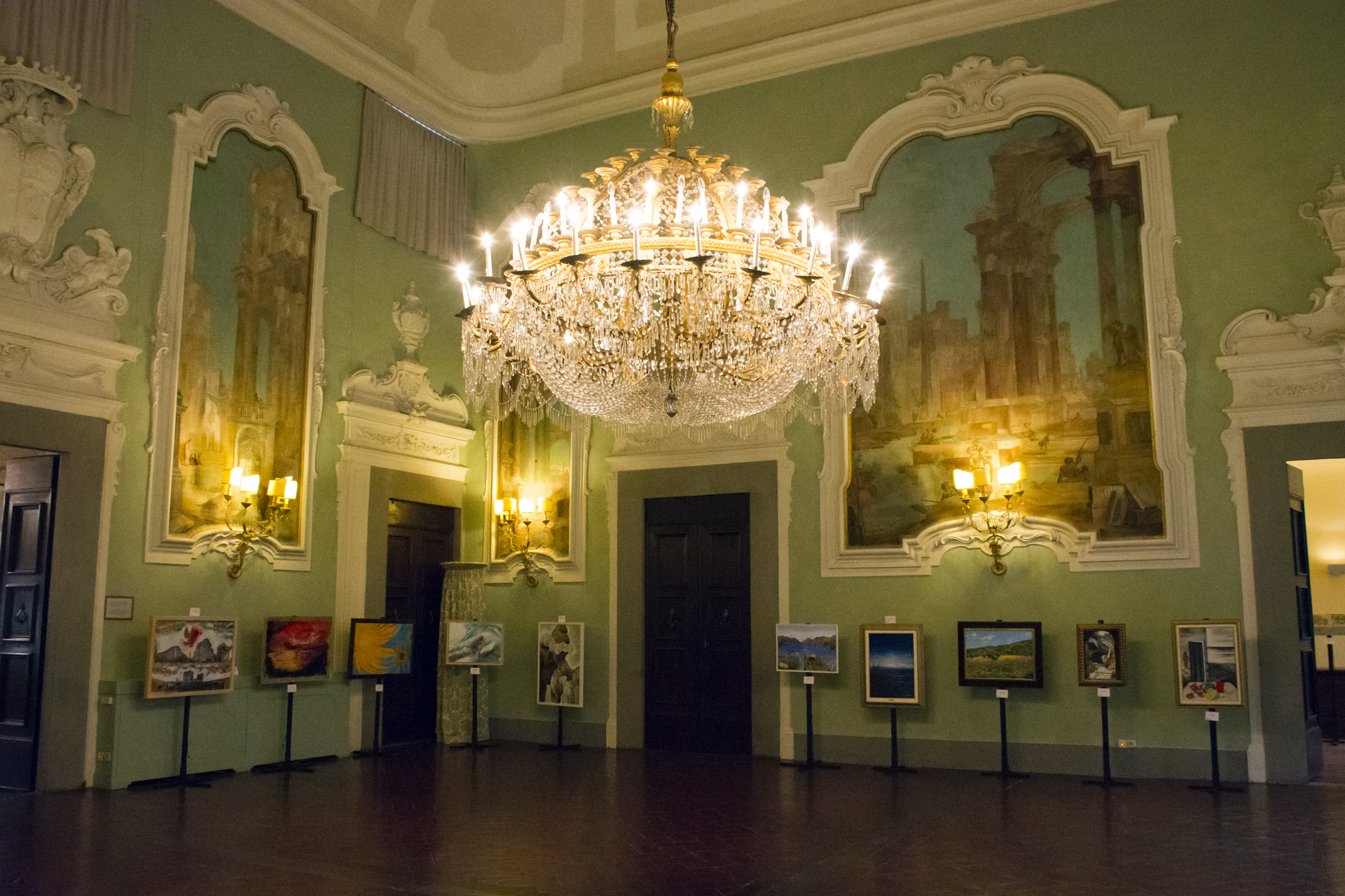 Palazzo Ximenes a Firenze