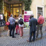 Mostra collettiva di PitturiAmo in via Margutta, a Roma