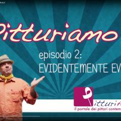 La sit-com per promuovere PitturiAmo