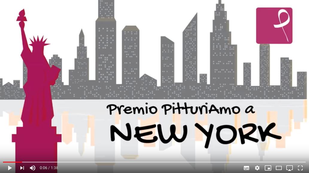 Premio PitturiAmo a New York - 21-24 Ottobre 2020