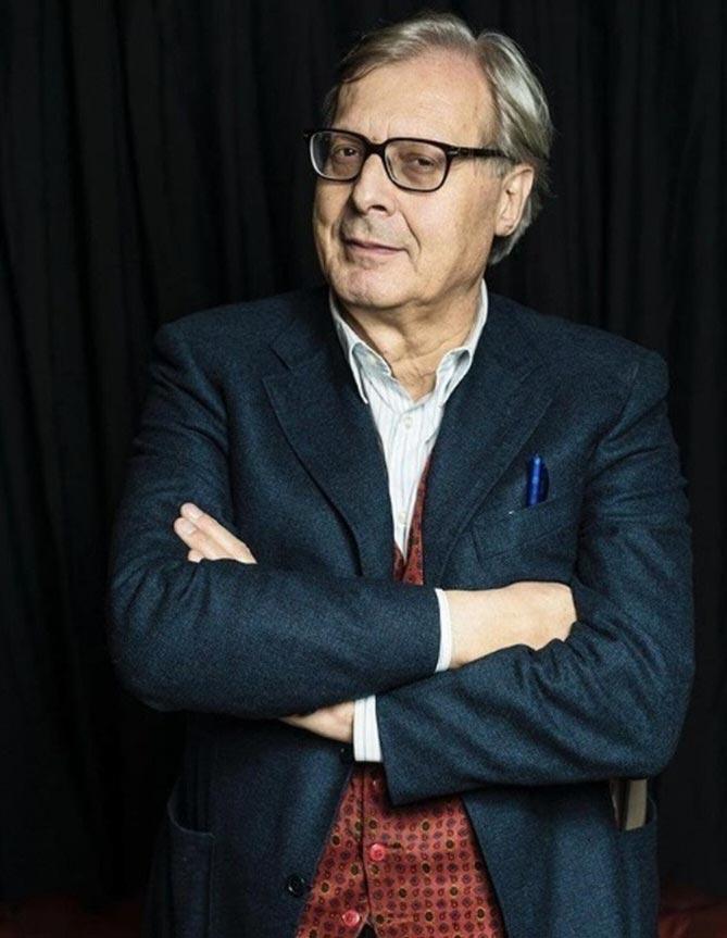 Professore Vittorio Sgarbi