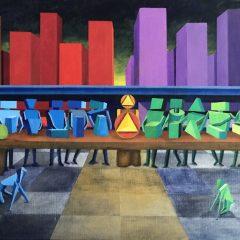Gli artisti si raccontano: Giorgio Roncon