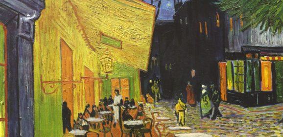 Terrazza del Caffè di Vincent Van Gogh