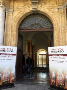 """Civica Galleria d'Arte Moderna """"Giuseppe Sciortino"""" di Monreale - Artista Da Museo"""