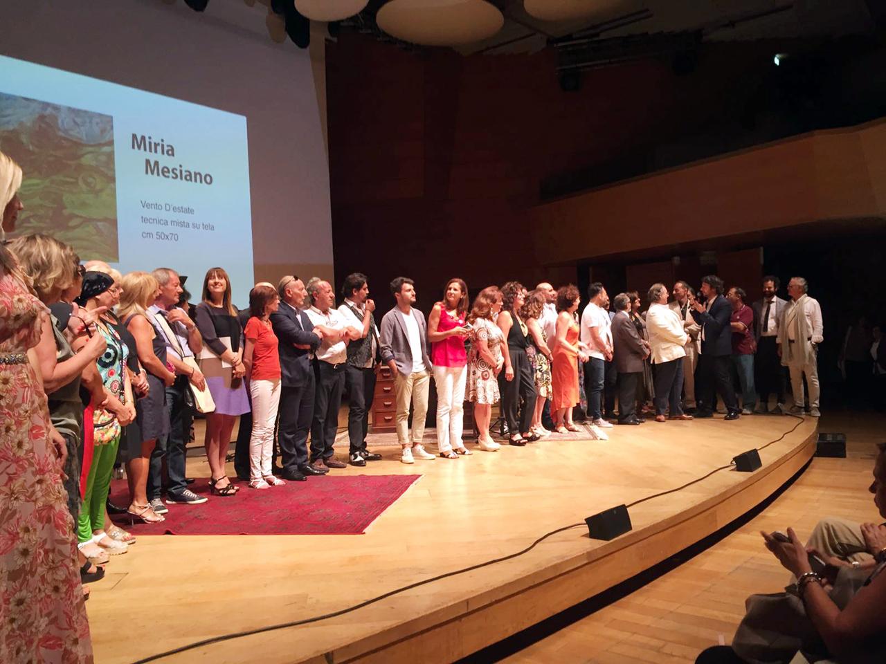 Artisti vincitori - Premio Arte Milano