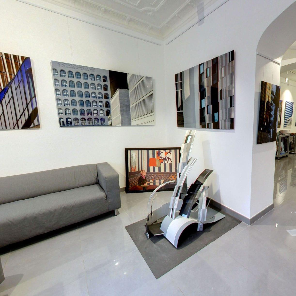 Atelier di Carlo D'Orta - Artista