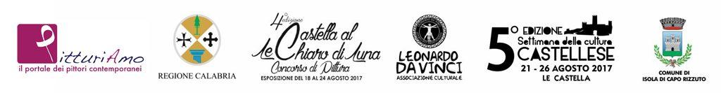 """4° Edizione di """"Le Castella al Chiaro di Luna"""" - Concorso di Pittura - Città di Isola di Capo Rizzuto"""