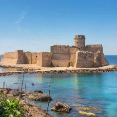 """Concorso di Pittura """"Castell…amo""""- 4° Edizione di """"Le Castella al Chiaro di Luna"""" – Isola di Capo Rizzuto (Crotone)"""