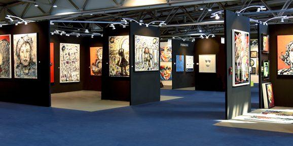 Fiera Internazionale Art3F Haute Savoie 2021 – Conclusione