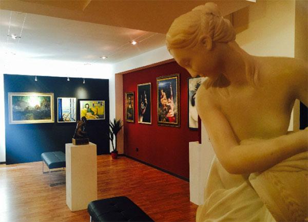 Galleria Effetto Arte di Palermo