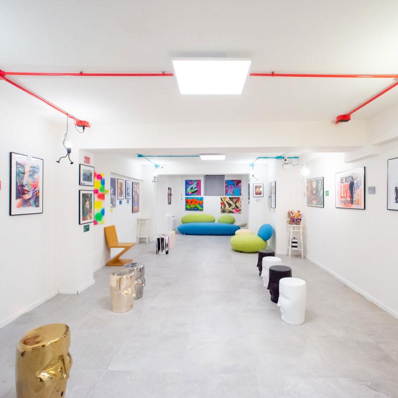 Fluart - Centro di arte urbana