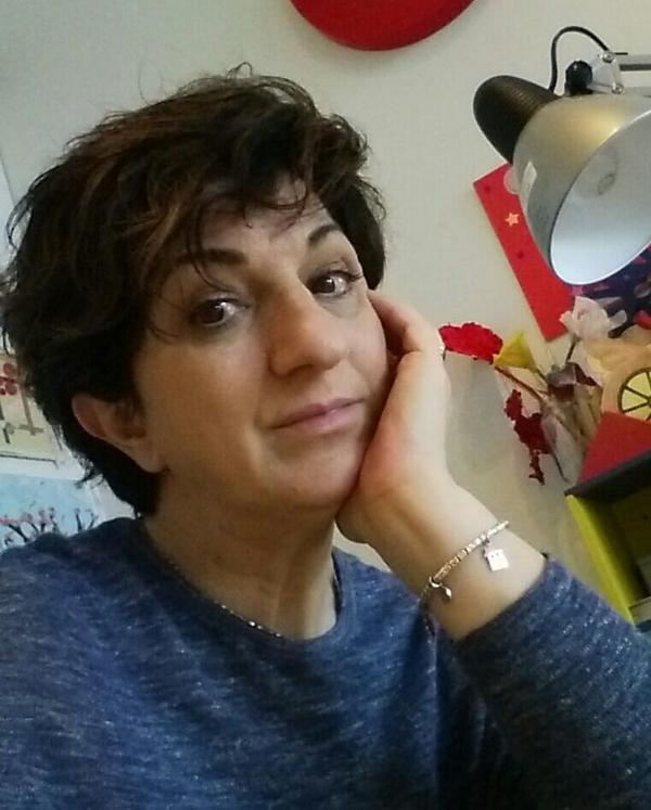 Gina Fortunato - Artista contemporanea