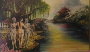 mostre collettive a cui partecipare. donne nude
