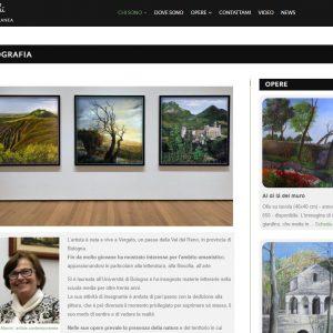 Biografia - Paola Marchi sitoweb