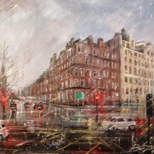 Anthony Borzillo Lloyd -Impressions long Marybone Road