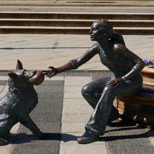 Budapest: il centro artistico dell'Europa dell'Est - Scultura moderna