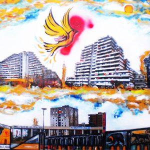 Fernando Cherubini - La colomba della speranza
