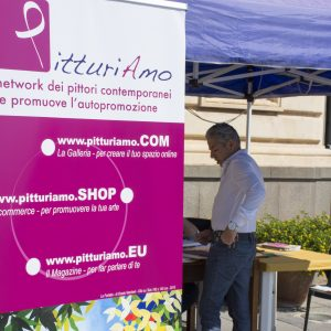 Partecipare agli eventi - PitturiAmo, il network dei pittori contemporanei che promuove l'autopromozione degli artisti