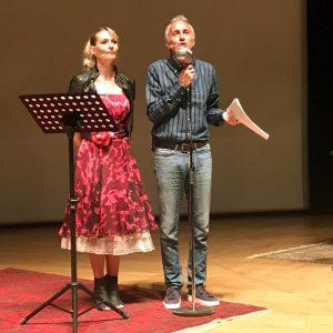 """""""Slurp"""" di Marco Travaglio presentato durante l'evento"""