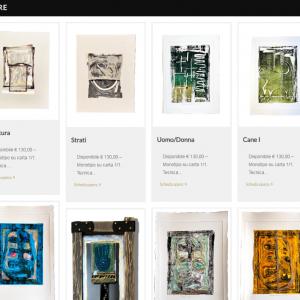 Patrizia Manzini - Il sito della pittrice è online - Opere
