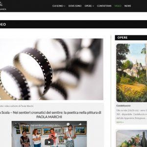 Video - Paola Marchi sitoweb