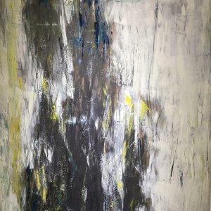 Adapta - Olio su pannello - 120x220cm