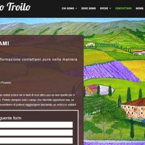 Il sito di pittura di Alfredo Troilo - Contattami