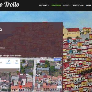 Il sito di pittura di Alfredo Troilo - Dove sono