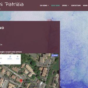 Patrizia Biagini - Il sito della pittrice è online - Dove sono