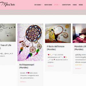 Il sito d'arte di Carla Maira - Opere