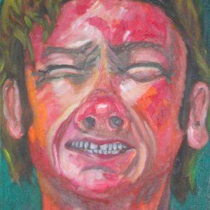 Disperazione - Olio su tela - 50x60cm
