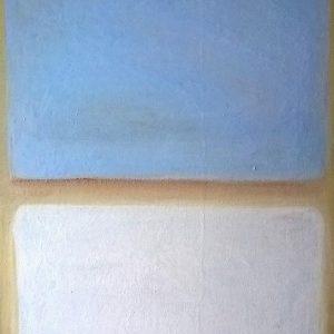 Infinity - Olio su tela cotone - 60x80cm