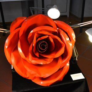 La Grande Rosa - Moro lo scultore dell'Acciaio - Speciale Scultura Premio Brunelleschi