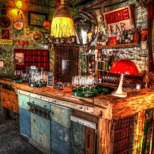 Budapest: il centro artistico dell'Europa dell'Est - Ruin Bar