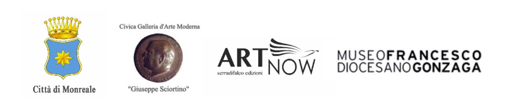 Col patrocinio del Comune di Monreale - Assessorato al Turismo e Beni Culturali. Organizzazione ART NOW PALERMO - Info: artnowmedia@gmail.com