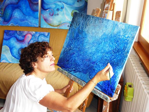 Promozione artista - Maristella Angeli